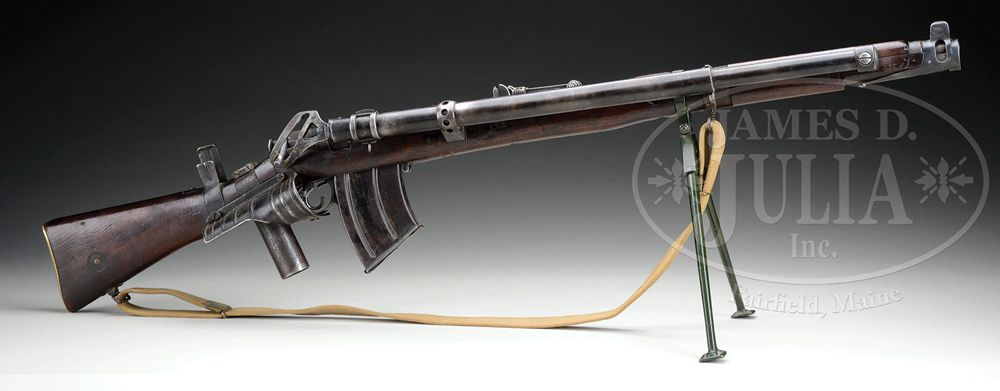1915 Howell Automatic Rifle (Enfield SMLE conversion