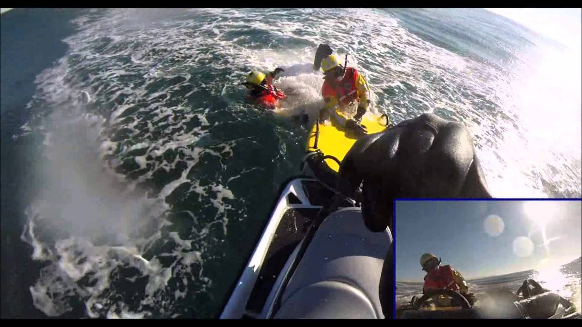K38 Big Wave Rescue Water Craft Rescue Board Transitions