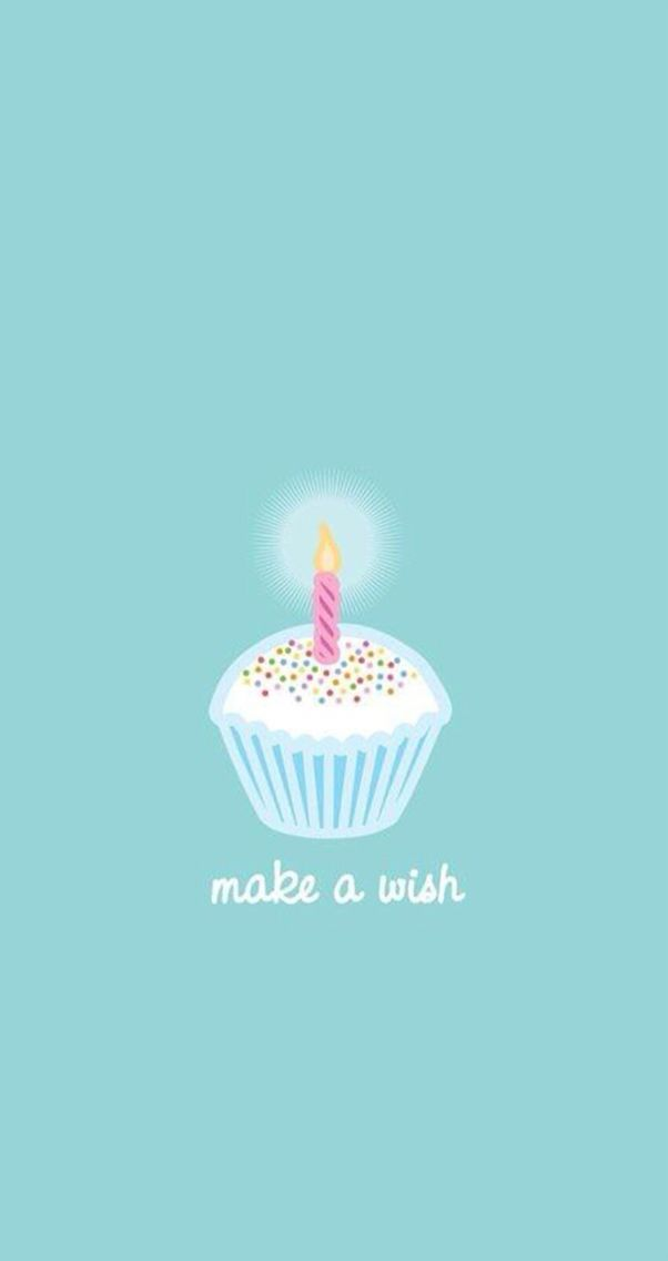 Pin By Mags Conant On Iphone Wallpapers Birthday Wallpaper Cute Happy Birthday Phone Wallpaper Boho
