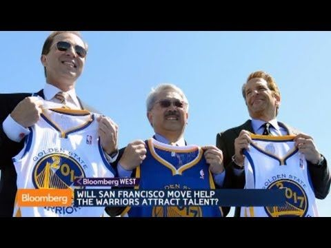 Warriors to Buy SF Arena Land From Salesforce