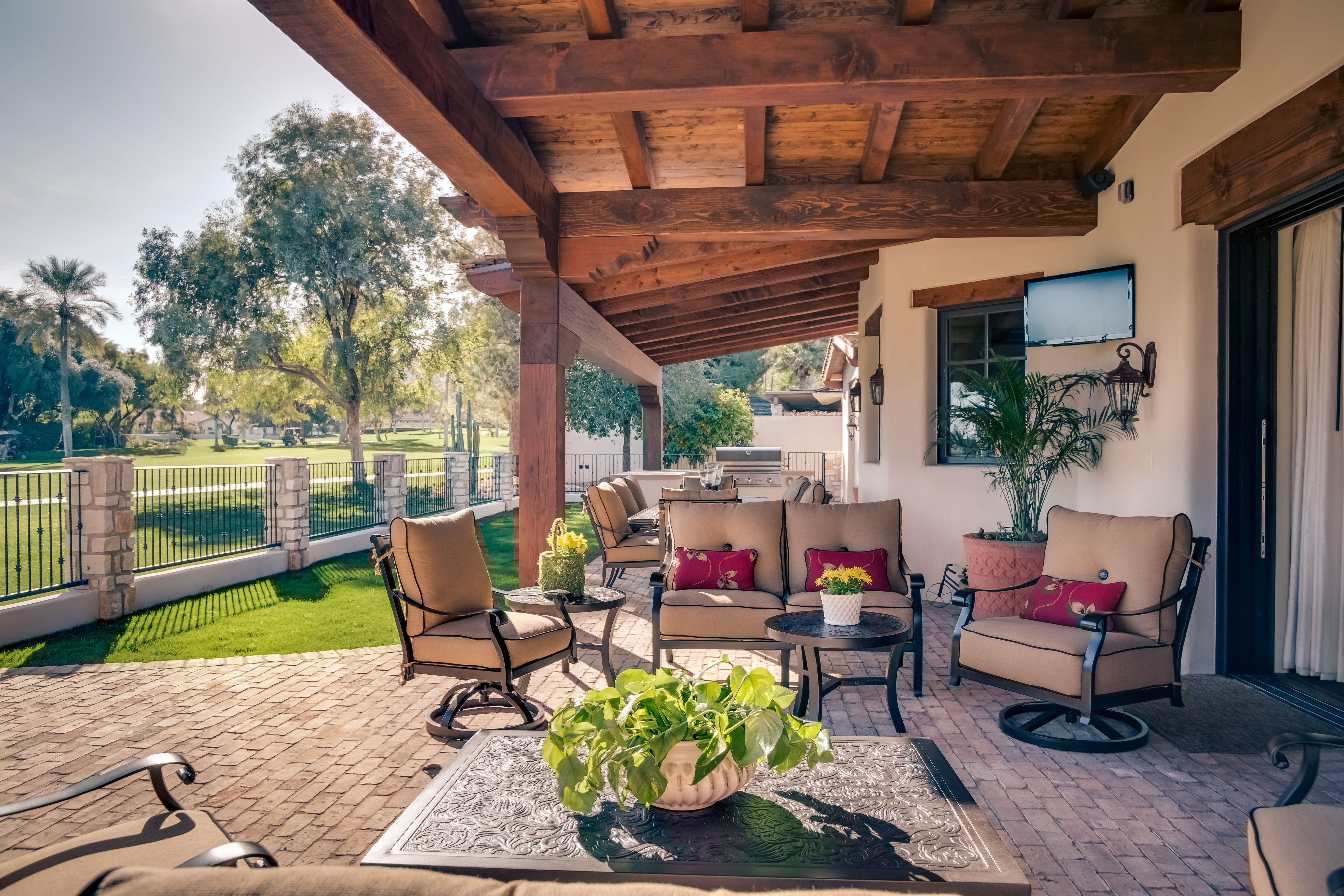 Beautiful outdoor living space | Beautiful outdoor living ... on Ab And Outdoor Living id=40880