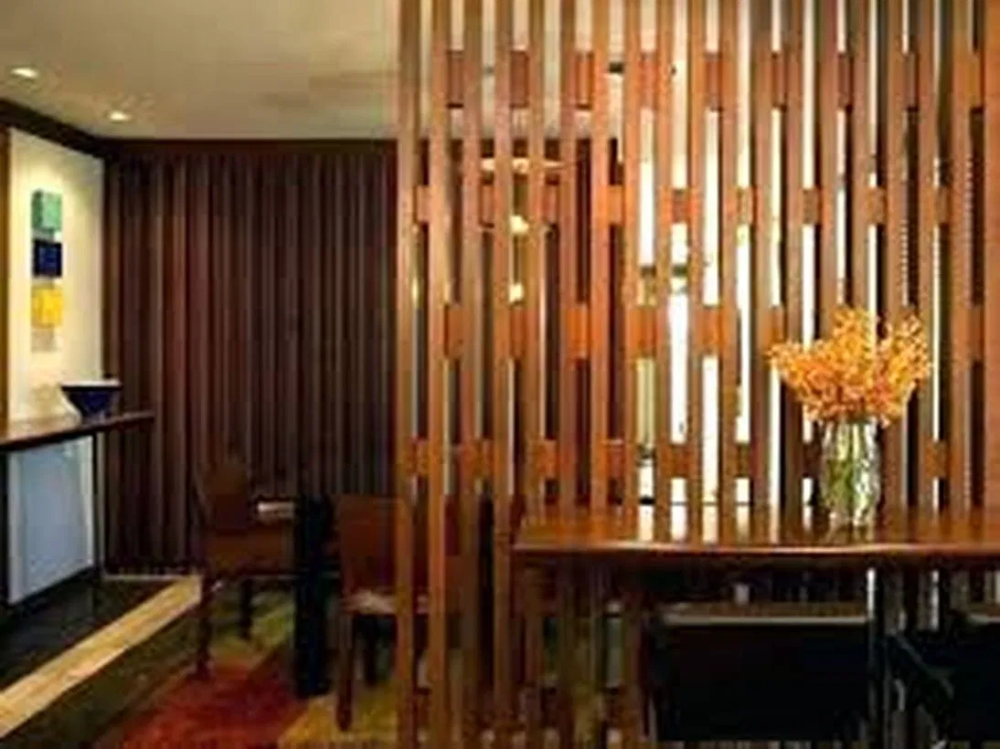 20 Creative Diy Room Divider To Add Aesthetic Value For Your Home Godiygo Com Bamboo Room Divider Modern Room Divider Sliding Room Dividers Mid century modern room divider