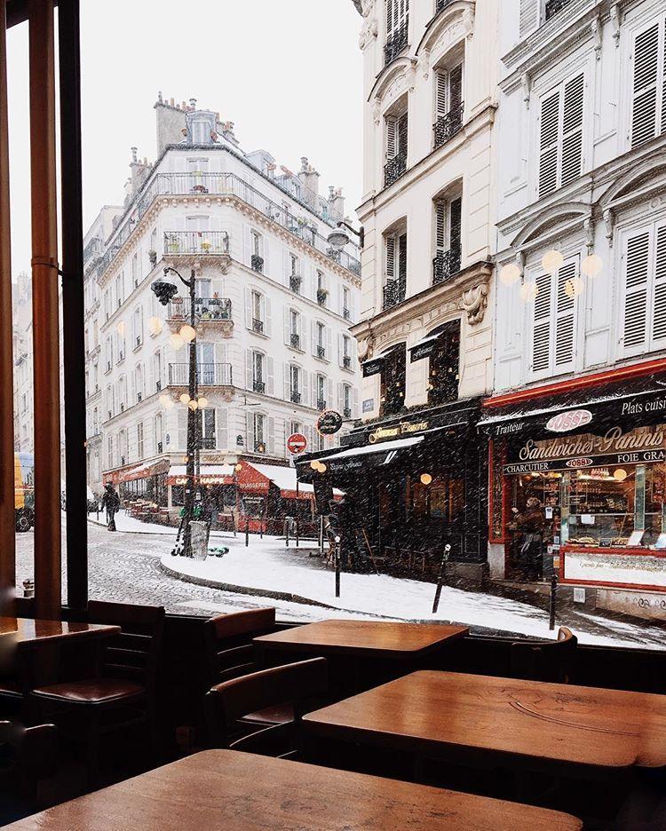 Parisian Parisienne Fine Art Photography Photographer In Paris Aesthetic Paris France European Travel Visit S Paris Snow Paris Paris Winter