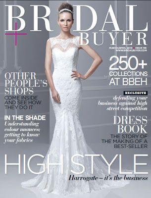 mujeres y alfileres: revista bridal de vestidos de novia marzo/abril