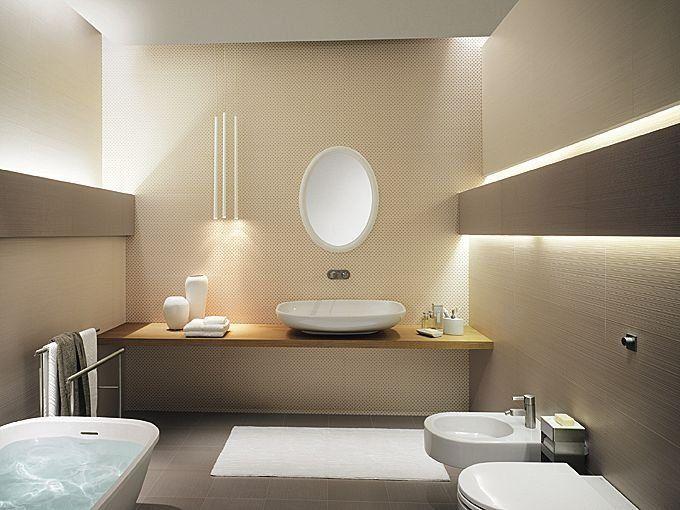 light minimalist small bathroom nice lightning. beautiful ideas. Home Design Ideas