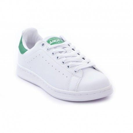 adidas verdes y blancas