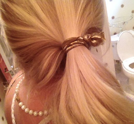 do it yourself ribbon hair ties ribbon hair and hair ties