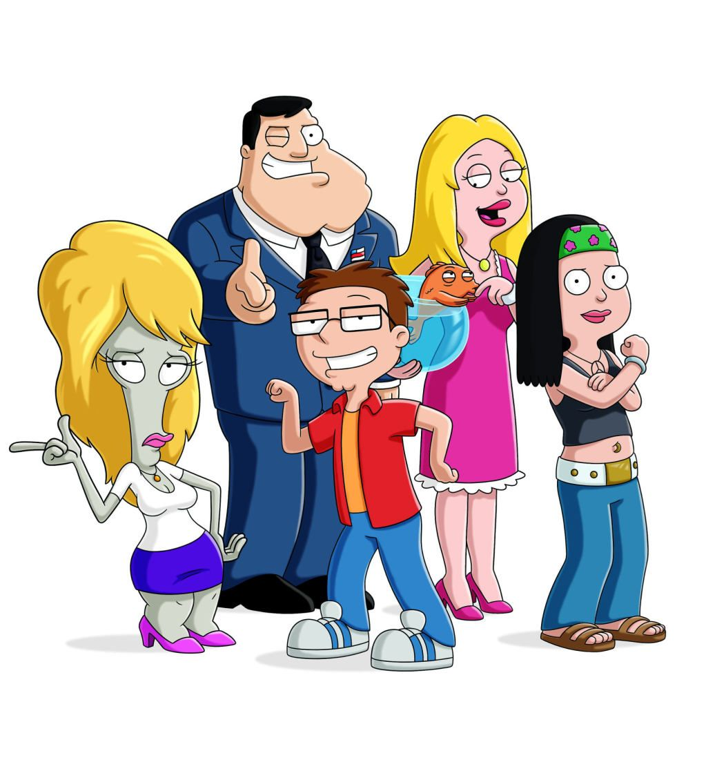Image Detail For Fox S American Dad Season Eight American