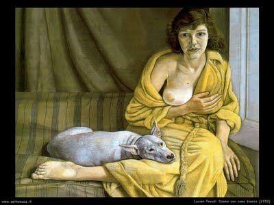 Antonio Ligabue - Autoritratto con cane (1957) - Google Search