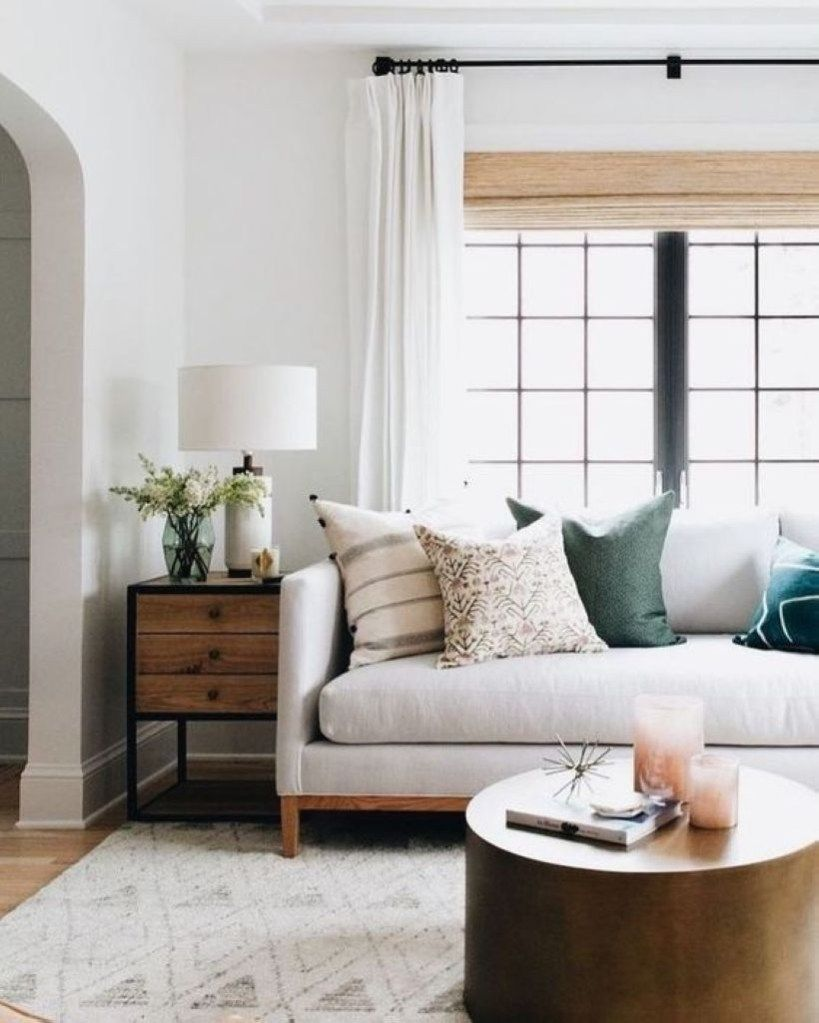 47 Neat and Cozy Living Room Ideas for Small Apartment ...