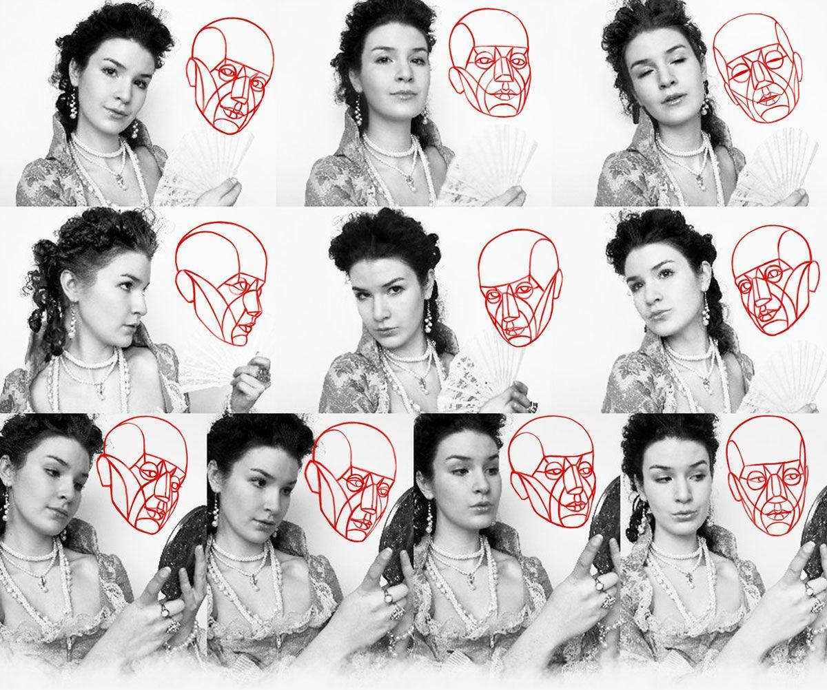 Pin by Sarah Kow on Human Anatomy | Drawings, Drawing heads