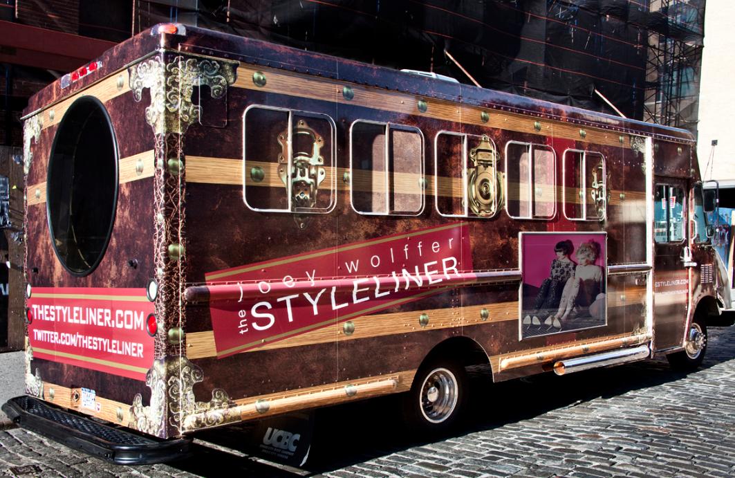 "Styleliner ""Unique Accessories"" - fashion truck"