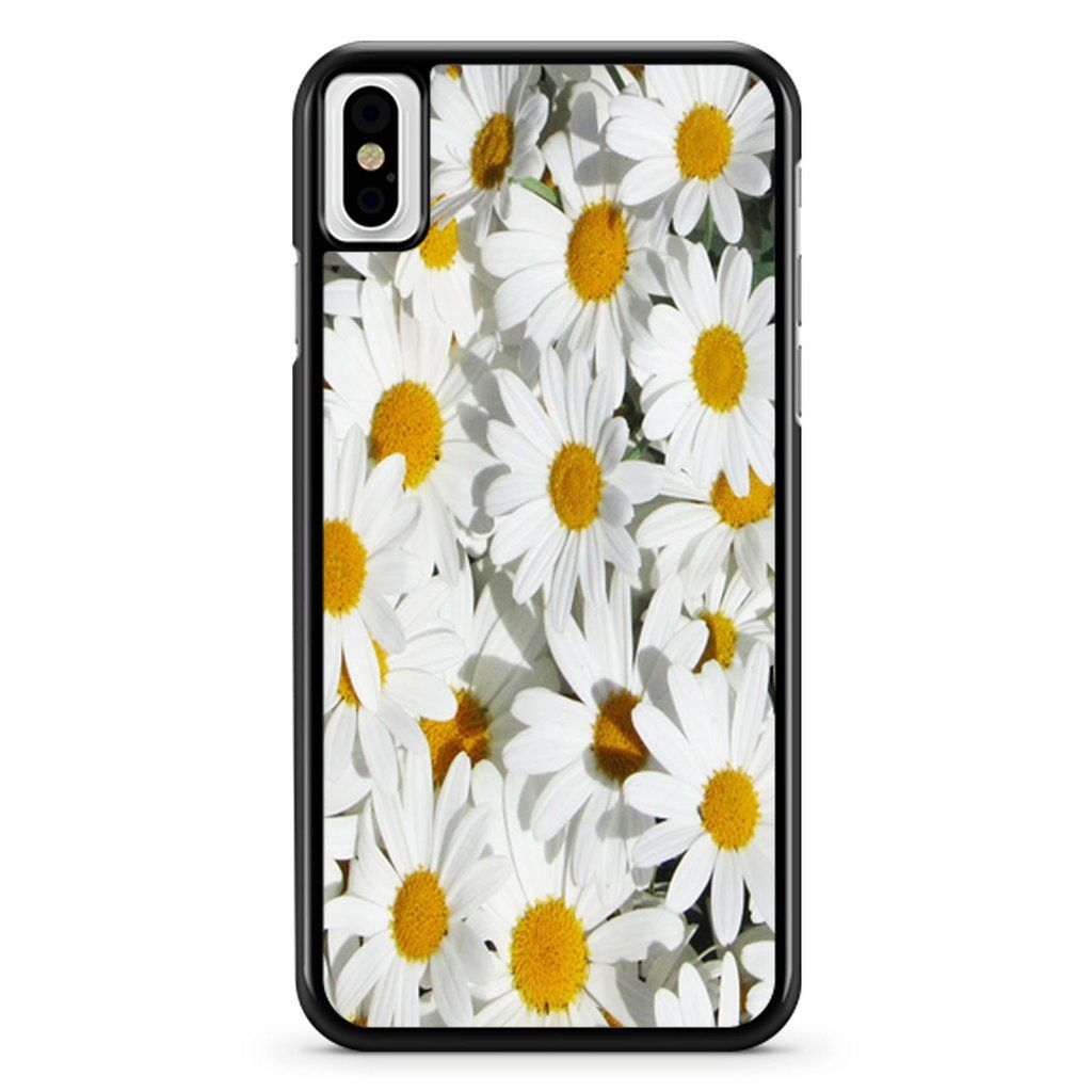 Daisy Fresh Floral Background IPhone X / XS / XR / XS Max Case
