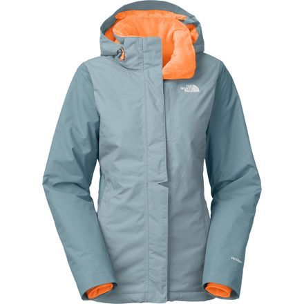 Blue Insulated Jacket North Women's Inlux Cool Face The nR0g7x