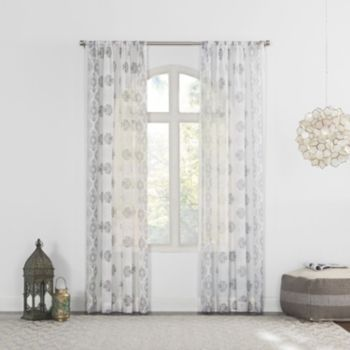 No918 Marseilles Sheer Curtain