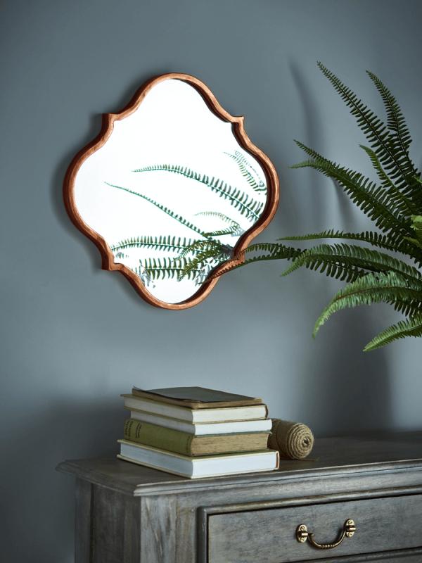 Folding Full Length Wall Mirror