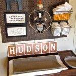 """Hudsons """"Vintage University"""" Nursery – Projekt Nursery # hudsons #nursery #projec …"""