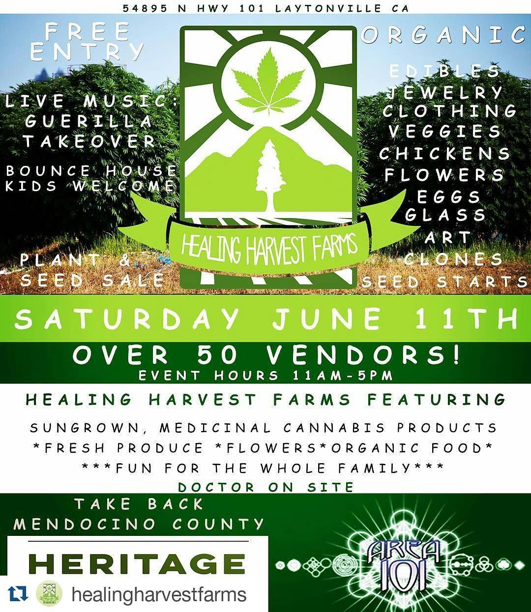"""#Repost @HealingHarvestFarms:  """"June 11th Market Day! """" We can't wait! Come by our booth and check out special donation pricing on our Platinum OG tested by @SCLabs at 27.48% total cannabinoids!  #BlueBellyFarms #PlatinumOG #DosPerrosFamily #ShoDaLove #CaliDepFest #TheHighestGrade #CoastalSeeds #HealingHarvestFarms #TheEmeraldCup #HealingHarvestFarmsFarmersMarket #farmersmarket #cannabisfarmersmarket #norcal #knowyourgrower #knowyourbreeder #sungrown #outdoorgarden #w420 #420 #710 #rosin…"""