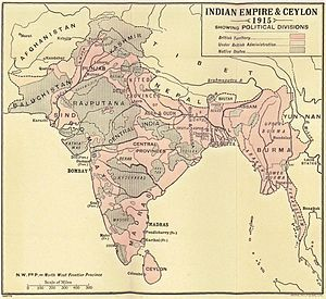 Bildresultat For Kolonier Indien Indien China Map Ancient Maps