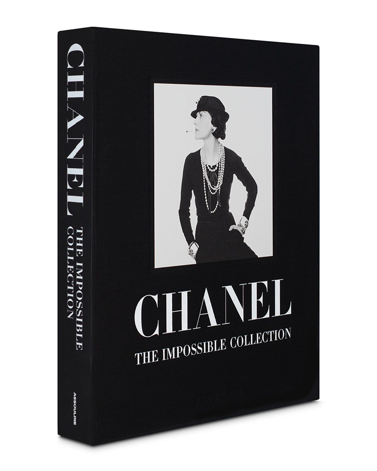 Assouline Chanel The Impossible Collection Book By Alexander Fury Chanel Book Assouline Coco Chanel Books