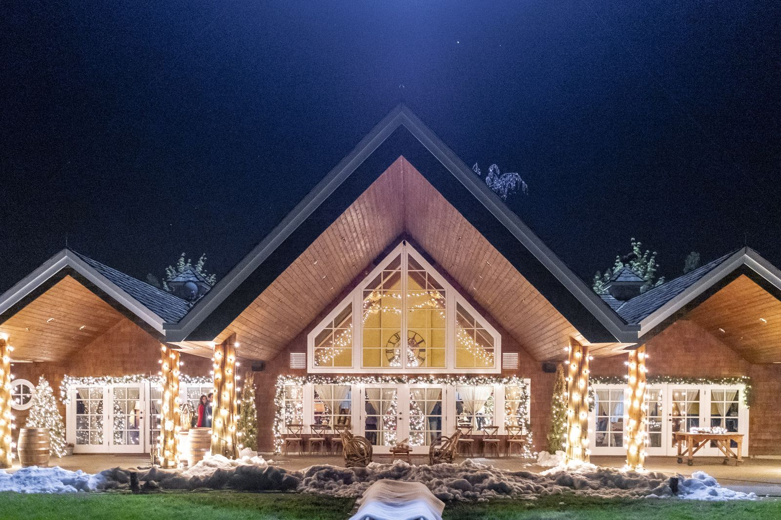plan your visit to this charming town where hallmark s new christmas rh pinterest com