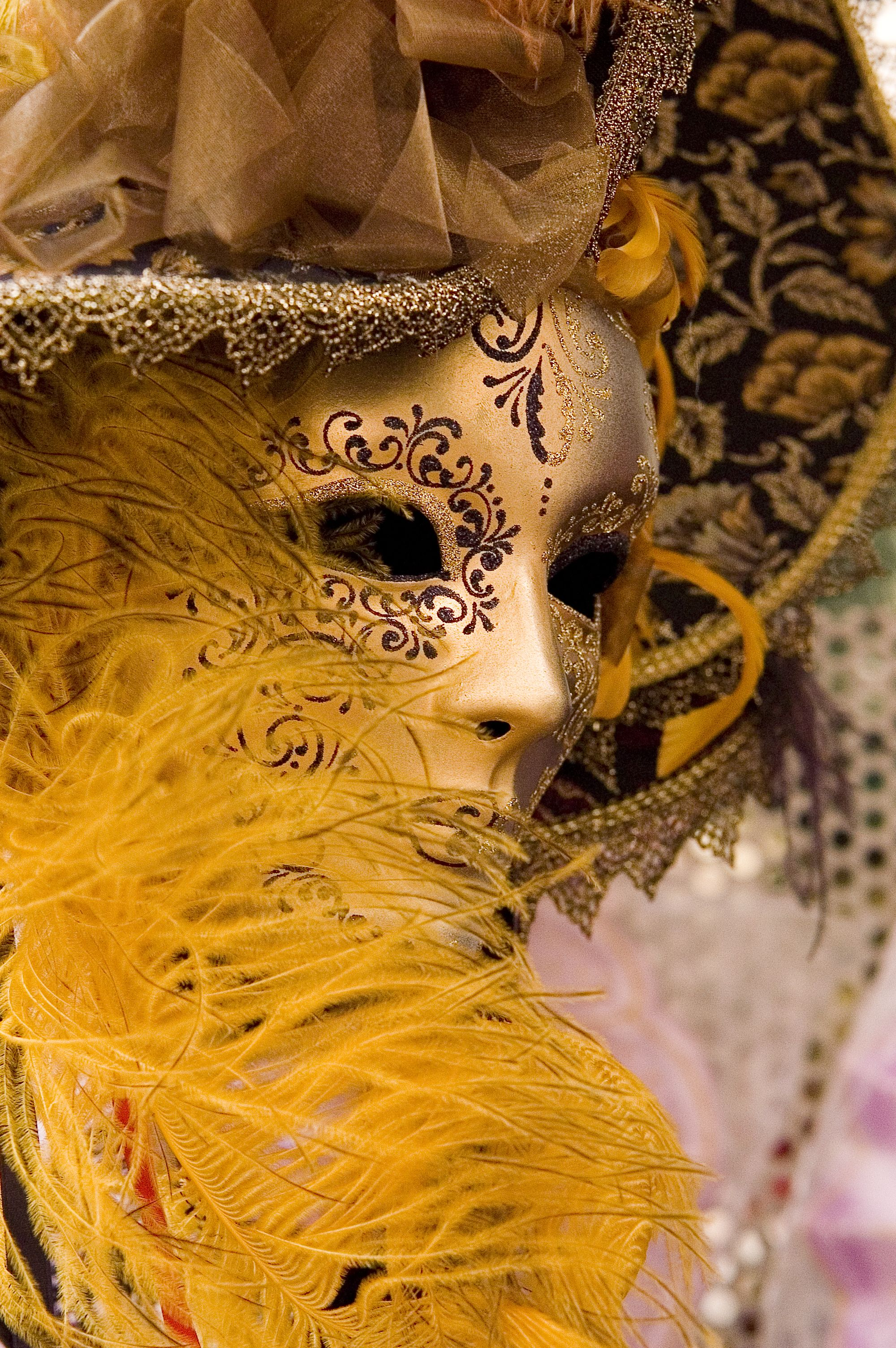 71a996a9c6d6 Venetian carnival mask by terraaprile.deviantart.com | Crafts ...