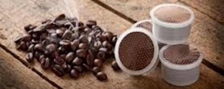 Sono disponibili capsule compatibili per macchine Lavazza Point, Lavazza a Modo Mio, Lavazza Blue&Black, Nespresso e le nuove capsule S