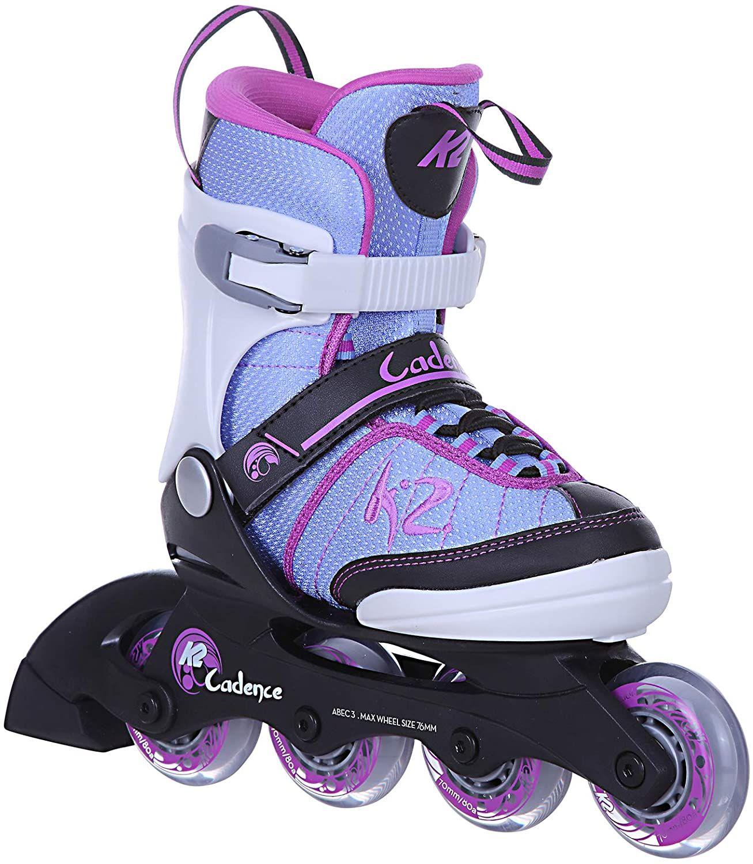 K2 Madchen Cadence Jr Girl Inline Skate Amazon De Sport Freizeit In 2020 Kinder Geschenke Fur Madchen Spielzeug Draussen