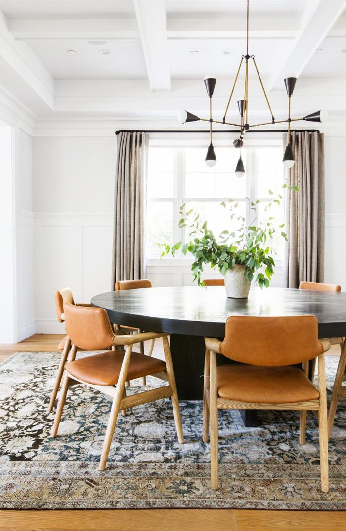 Pin By Lars Francisco On H O M E Mid Century Modern Dining Room