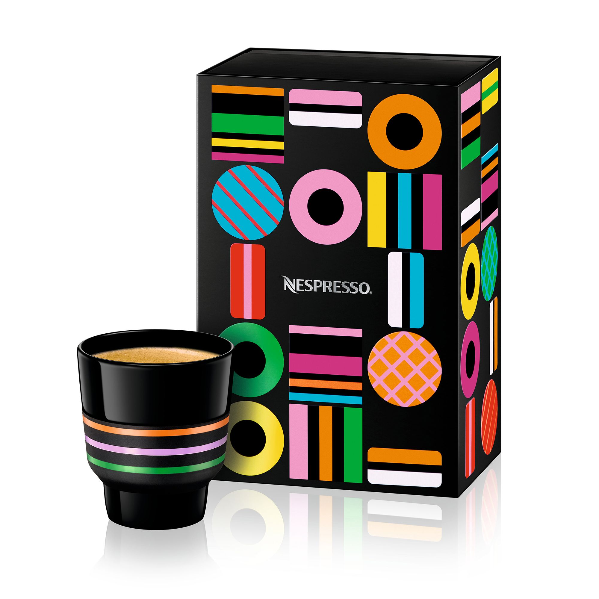 Nespresso Limited Edition Variations by Craig & Karl