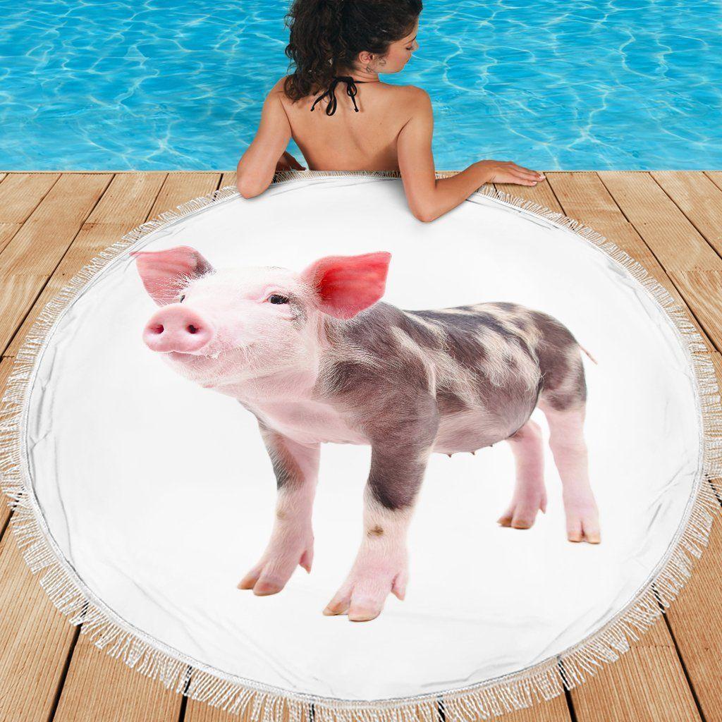 Beach Blanket Pig 12