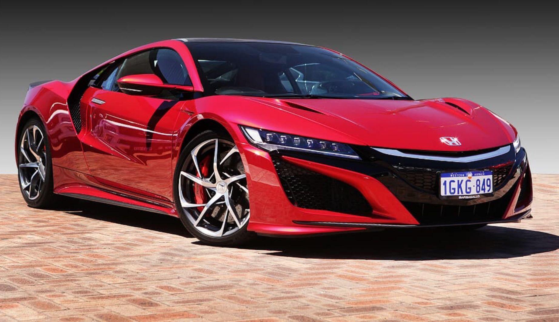 Honda NSX 2018 | Sports cars luxury, Nsx, Honda