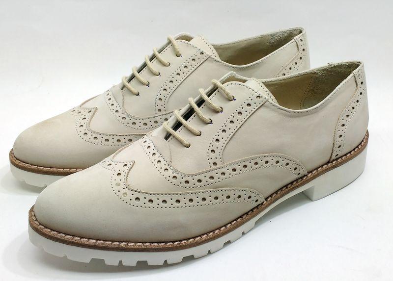 b49561a0202ab Zapatos Brogues Mujer
