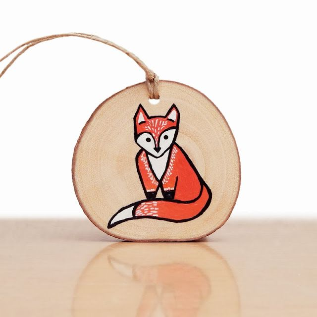 Post to Christmas or Foxes?!