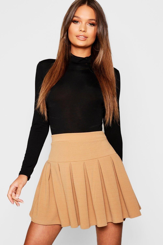 Pleated Tennis Skirt | boohoo