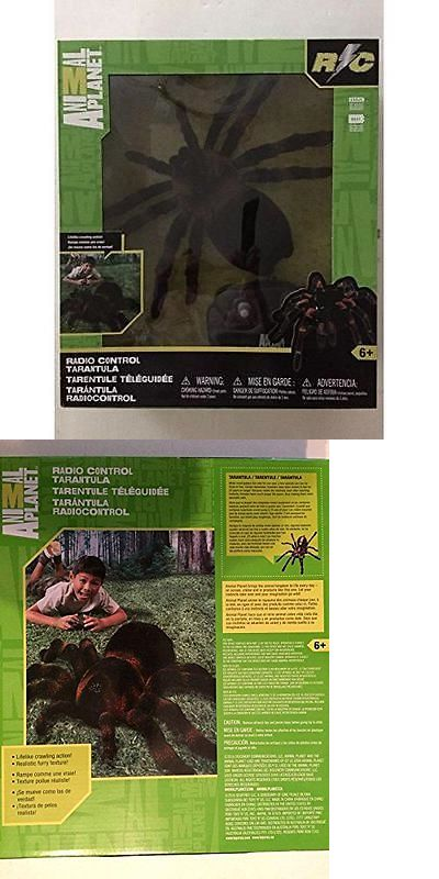 Animals and Nature 31744: New Animal Planet Radio Control Tarantula New -> BUY IT NOW ONLY: $49.29 on eBay!