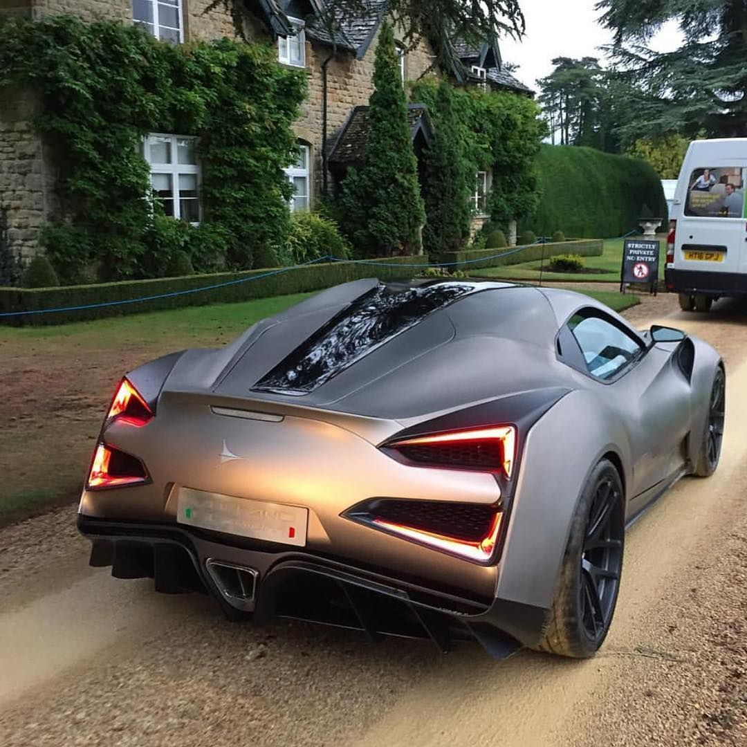Icona Vulcano You Got A Fast Car Pinterest Cars Super Cars