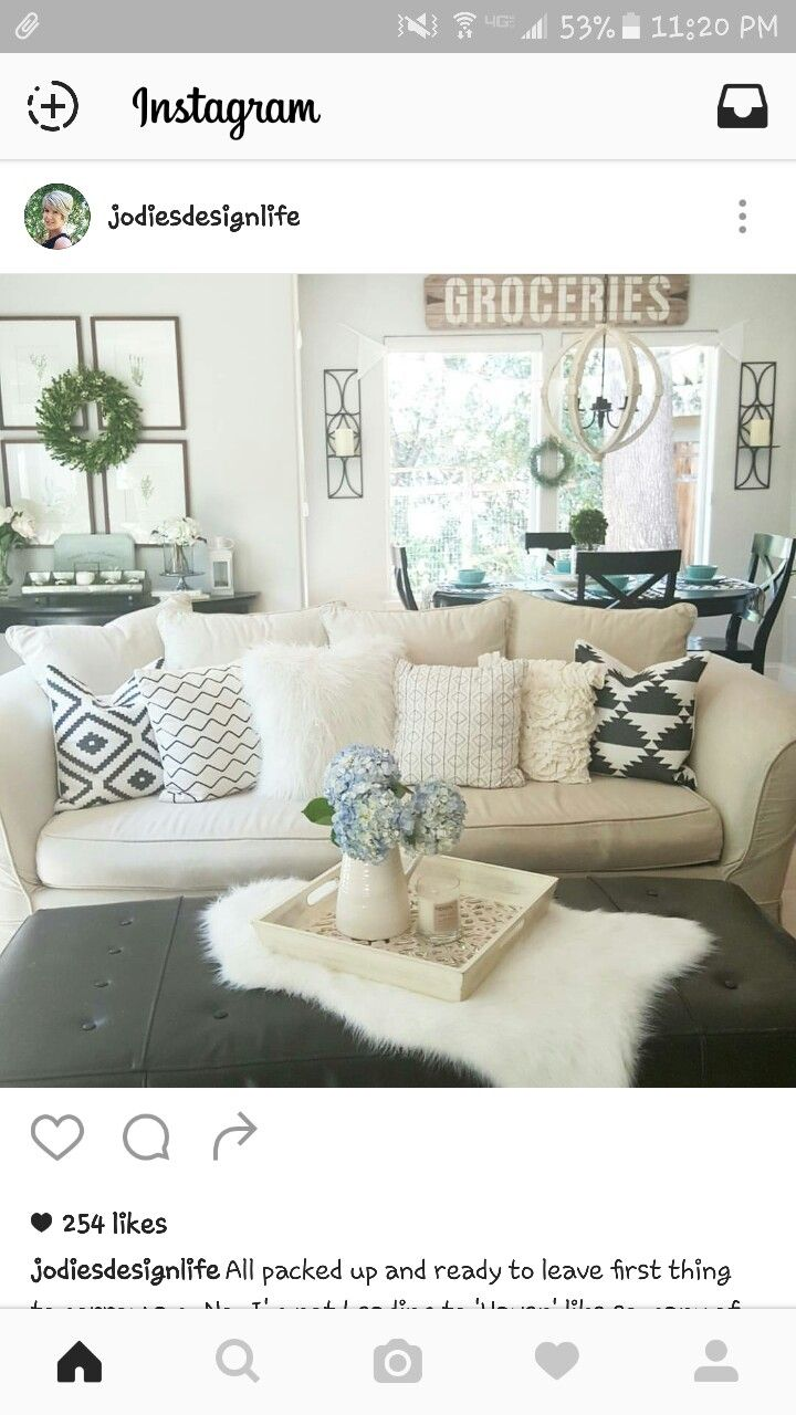 Pin by Kimberly Aitken on House Living Room   Pinterest   Living ...