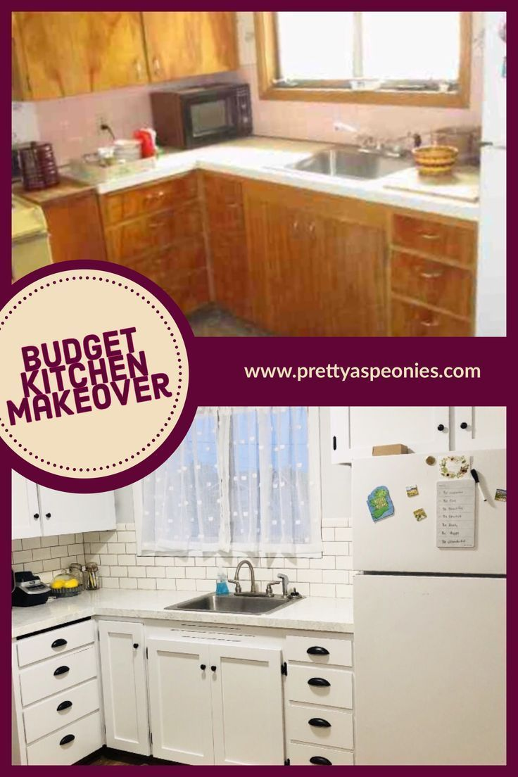 Budget Kitchen Update Ideas on do it yourself kitchen updates, diy kitchen updates, cheap kitchen updates, inexpensive kitchen updates,