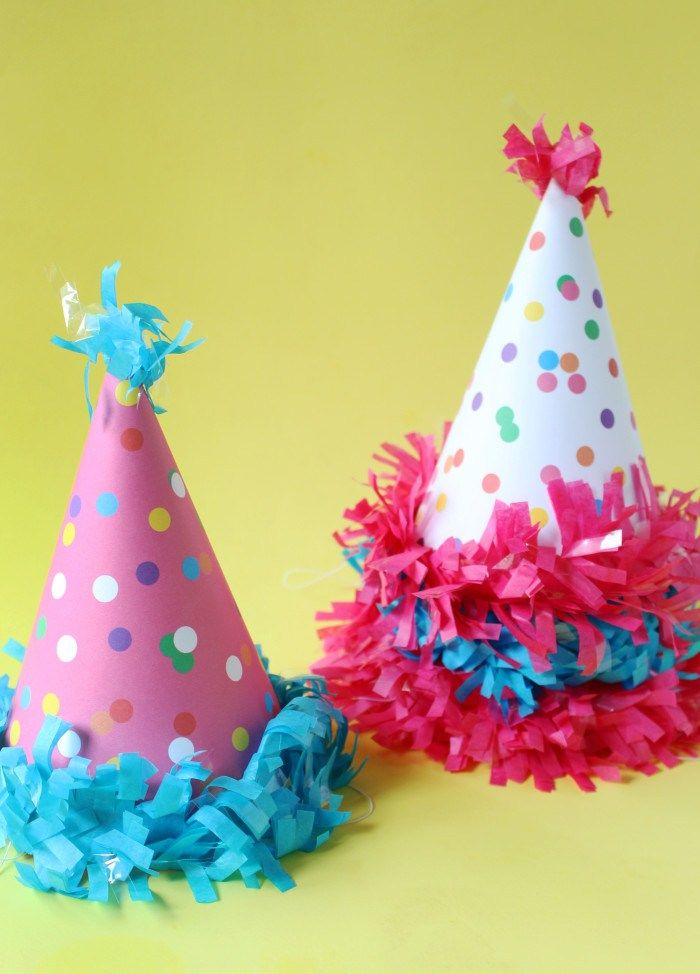 Sprinkle Party Hats Sprinkle party, Hat template and Confetti - party hat template