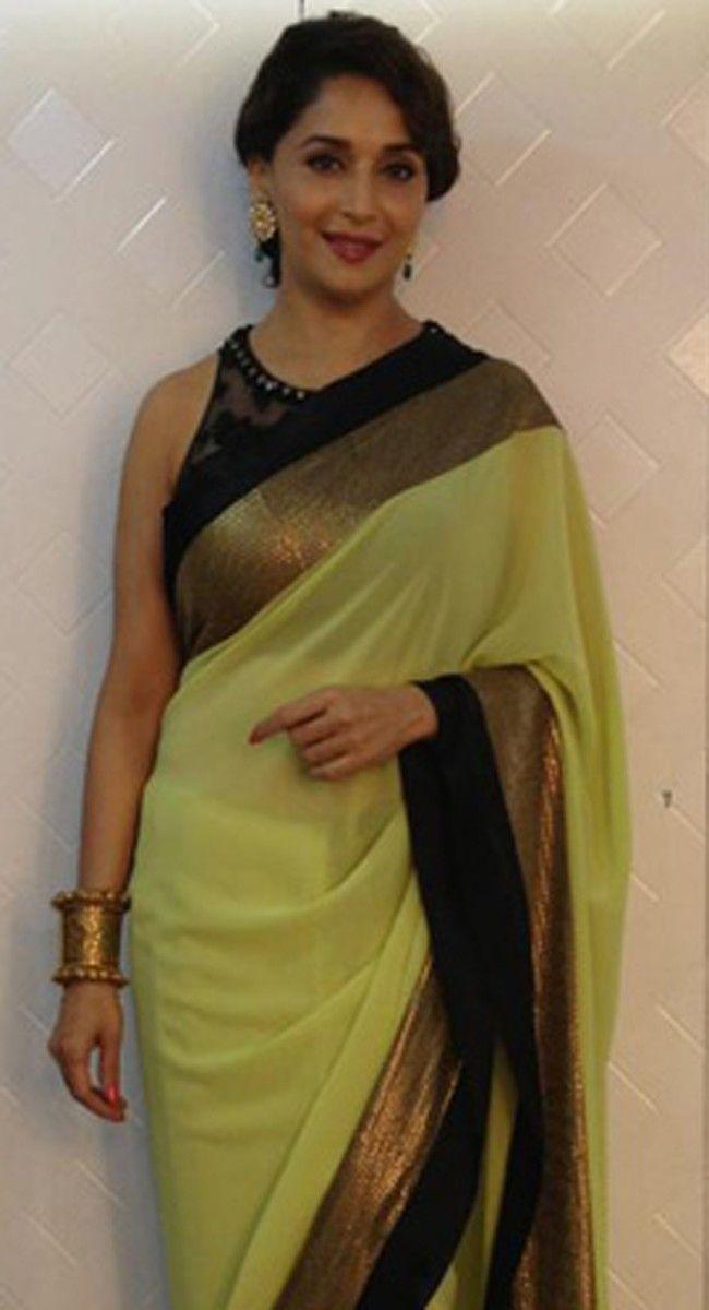Hema Green Silk Saree   Celebrities Sarees   Pinterest ...