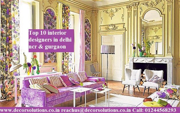 things to consider before finalizing top 10 interior designers in
