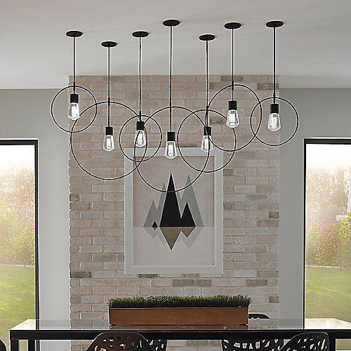Locus with alva led pendant kitchen island lightingkitchen islandslight fixturesdining