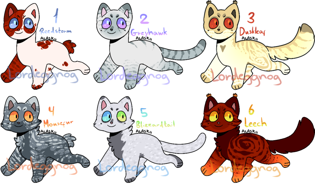 Make Your Own Warrior Cat