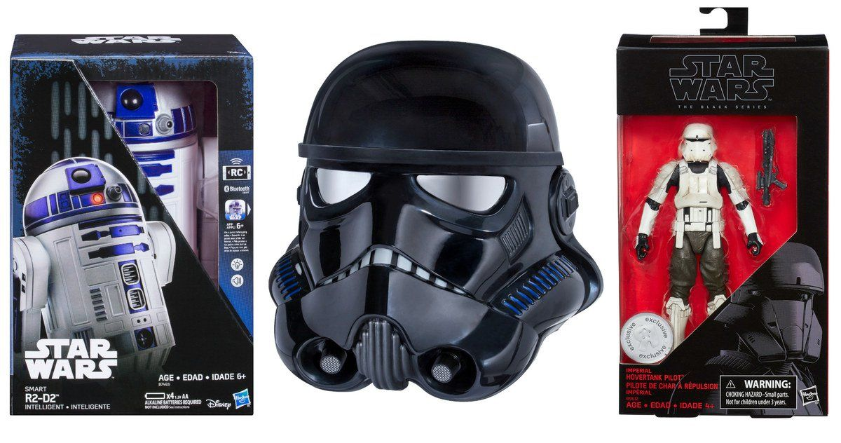 Star Wars: Rogue One Force Friday Toy Exclusives Unveiled | Rogues ...