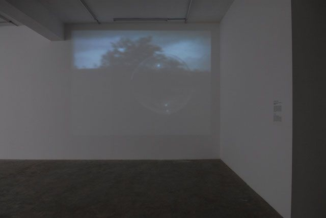 """""""Inventory of small deaths"""", 2000, video projection"""