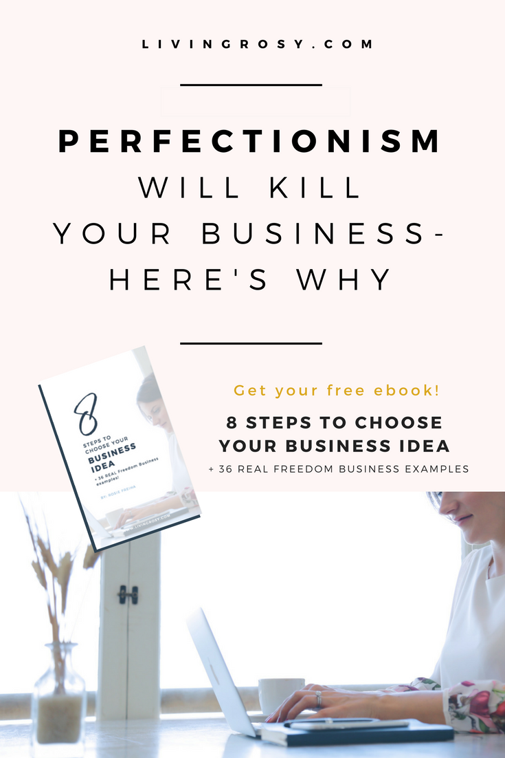 Perfectionism Will Kill Your Business - Here\'s Why.   Entrepreneur ...