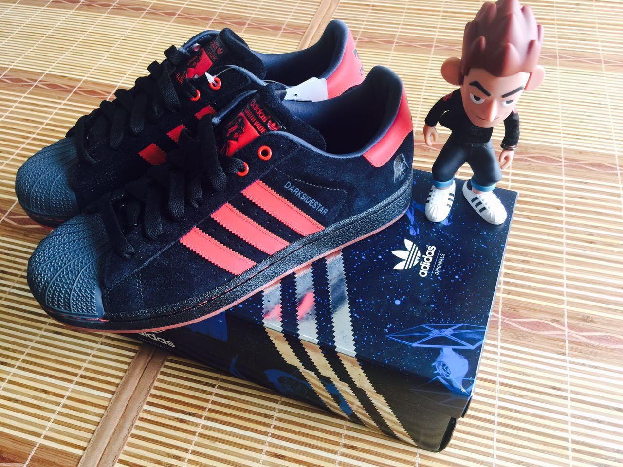 adidas originali coagulo star wars rosso - nero g17150 150 adidas