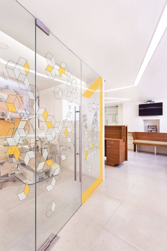 dental clinic comprehensive spatial remodeling for a dental clinic