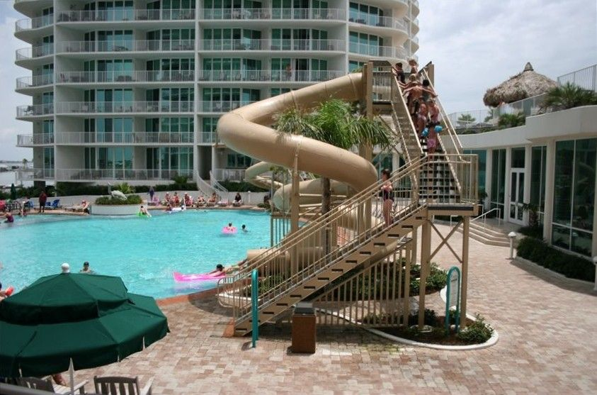Caribe Resort In Orange Beach Waterslides Lazy River And More